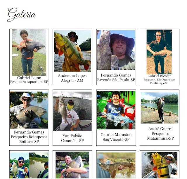 Pesca Esportiva, Galeria, Fotos, Nó de Pesca