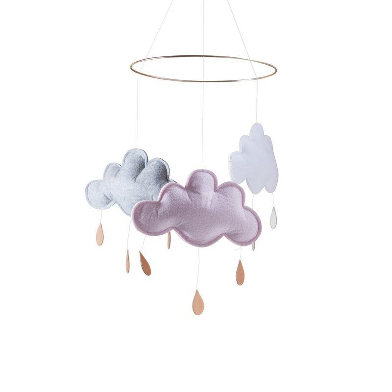 Kuschelige und sch ne accessoires f r ein wolken und for Schone babymobel