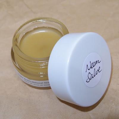 eight acres: neem oil soap and salve