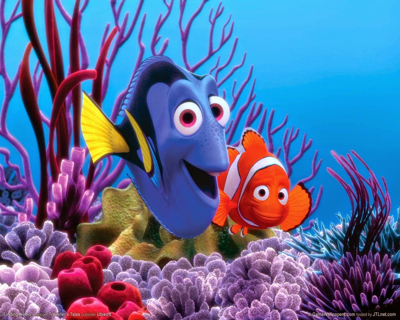 Finding Nemo Wallpaper | Deloiz Wallpaper