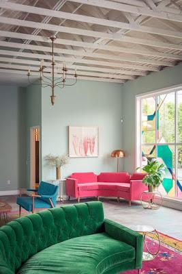 Cambiar el aspecto de un espacio y convertirlo en una estancia más chic