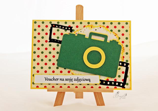 voucher  na sesję zdjęciową, zaproszenia, fotografia, dla fotografów