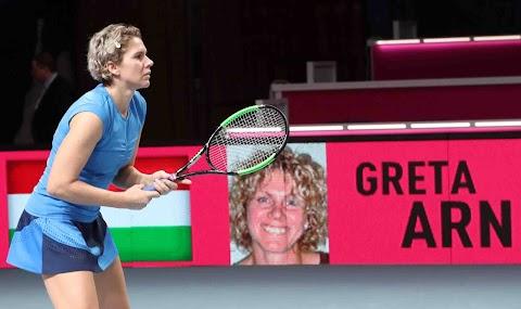 Monterreyi tenisztorna - Arn Gréta egy győzelemre a főtáblától