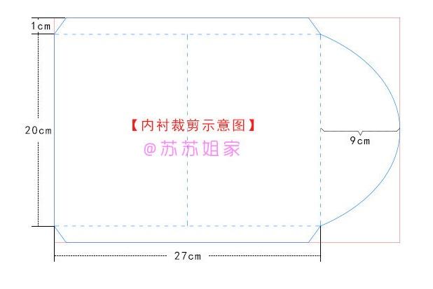 Вязаный крючком клатч. Схемы вязания (9)