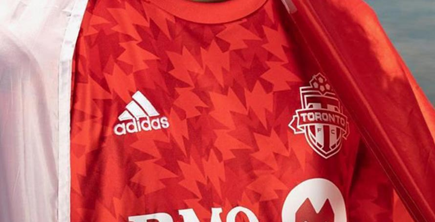 size 40 4c693 01ce2 Stunning Adidas Toronto and Vancouver Whitecaps 'Canada Day ...