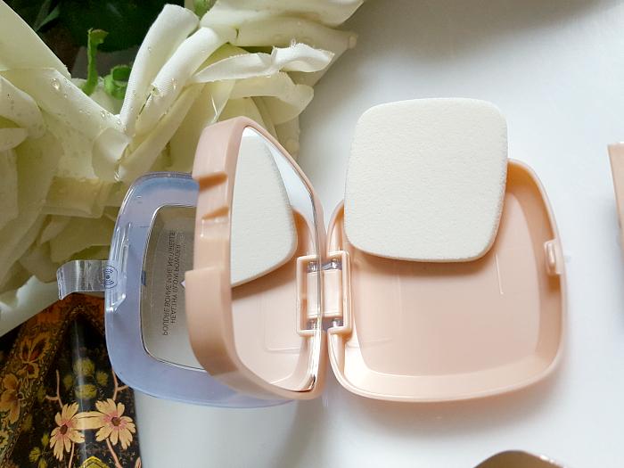 Verpackung: L´ORÉAL Paris Glam Beige Healthy Glow Puder - 9g - 9.95 Euro
