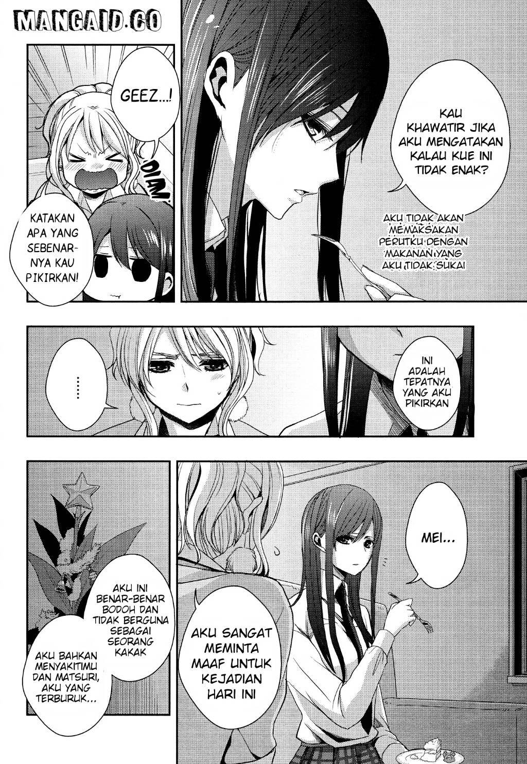 Baca Manga Citrus Chapter 12 Bahasa Indonesia