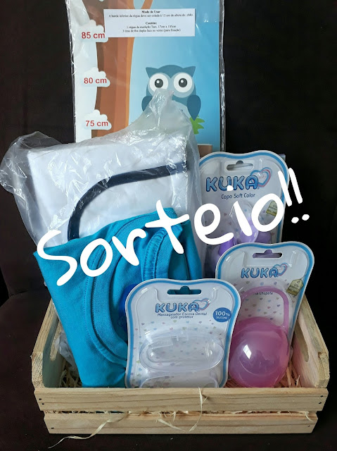 Sorteio: Kit da Kuka Baby para as Mamães