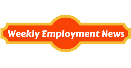 Weekly Employment News for the week 21st Aug 2017 until 27th Aug 2017 || 24,193+ Open Sarkari Naukri
