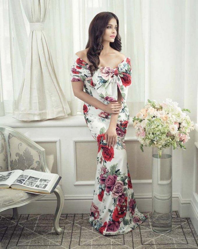 Aishwarya Rai Bachchan Photoshoot for Filmfare Magazine May 2017