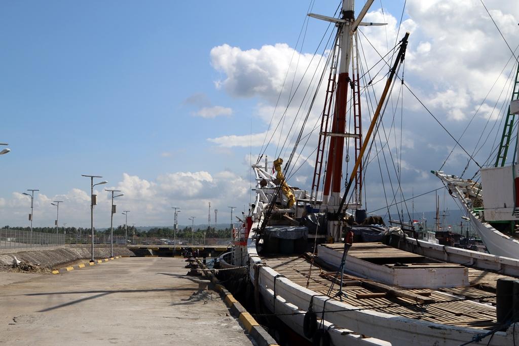 Pelabuhan Labuan Lombok