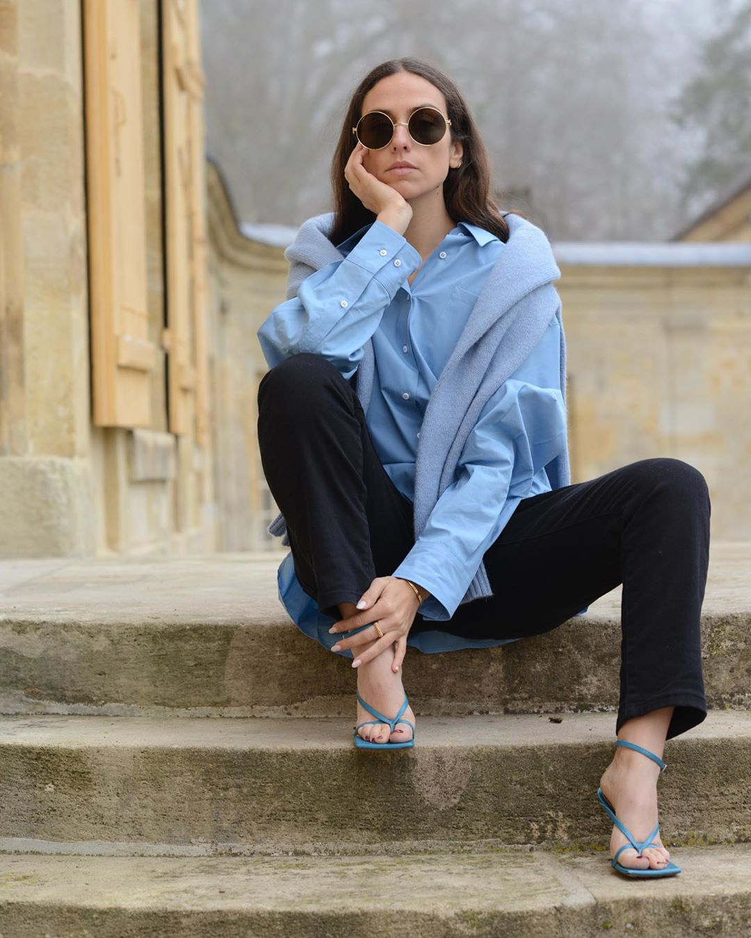 This Versatile Spring Outfit is What You'll Want to Wear Every Day