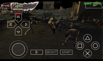 Download Gratis God of War - Chains of Olympus (USA) ISO PSP Terbaru