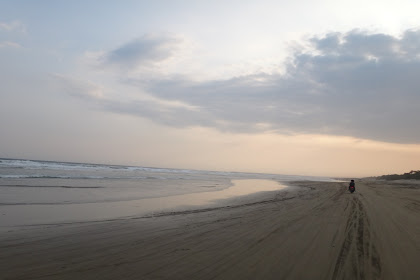 Dari Dahu Ke bagedur beach