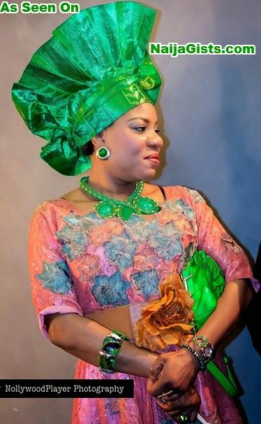 nigerian gele designs