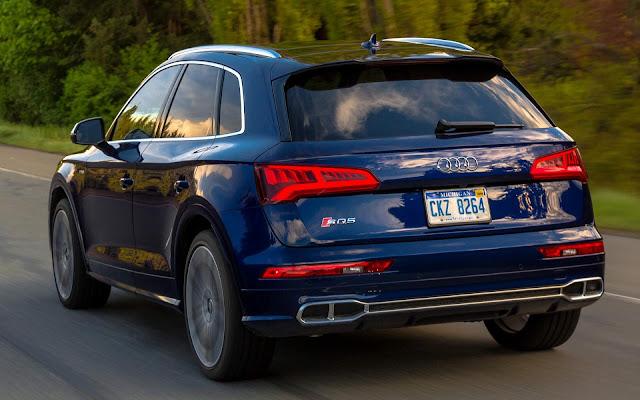 Novo Audi SQ5 2018