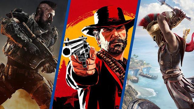 ألعاب شهر أكتوبر 2018 ، إليكم القائمة و عناوين أسطورية في الموعد !