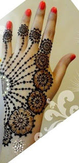 jewelry Mehndi Design Images