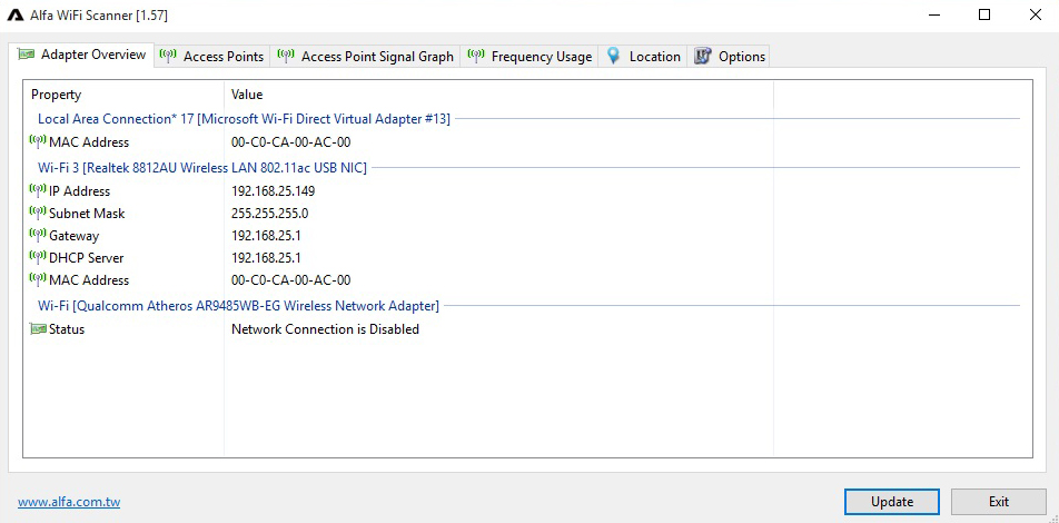 4 alfa wifi usb adapter on windows 8 alfa network  at gsmportal.co