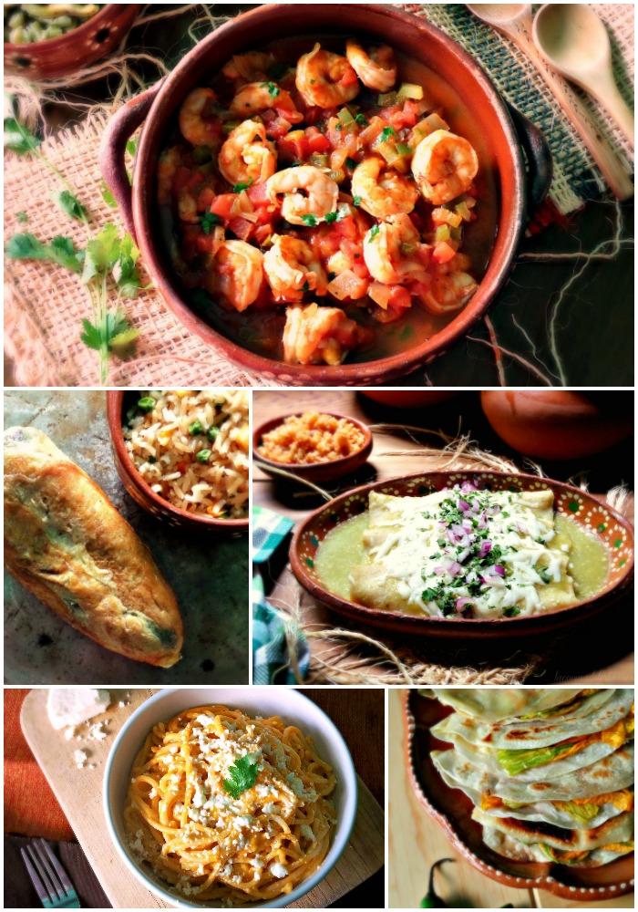 Mexican recipe ideas for Cuaresma (Lent) - lacocinadeleslie.com