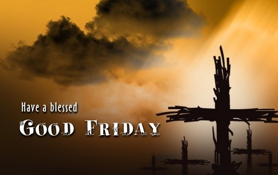 Blessed Good Friday Wallpaper