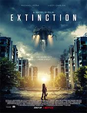 pelicula Extinction (2018)