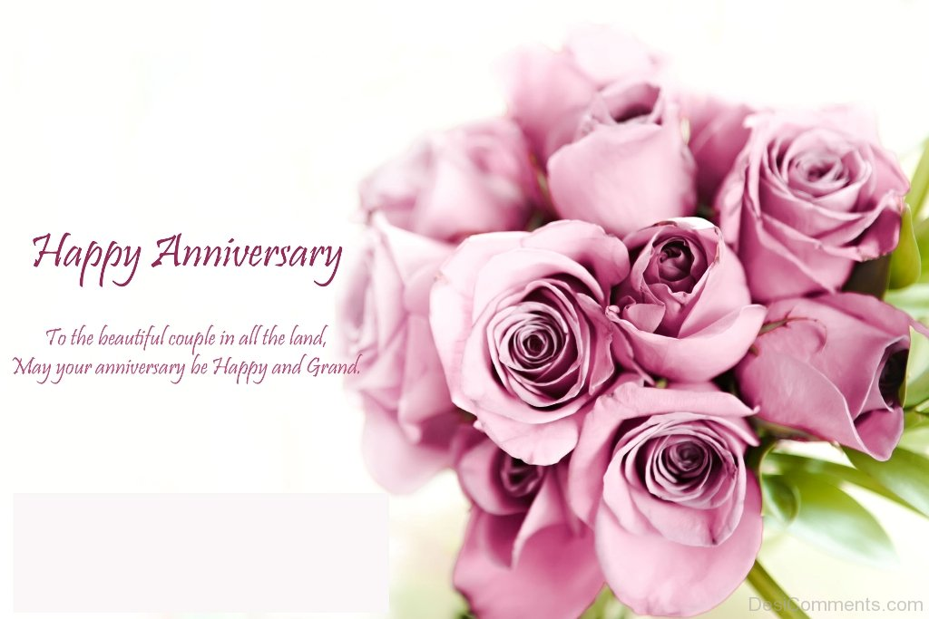 Romantic Happy Anniversary Images for Wife