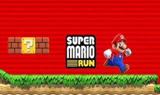 Super Mario Run for iOS