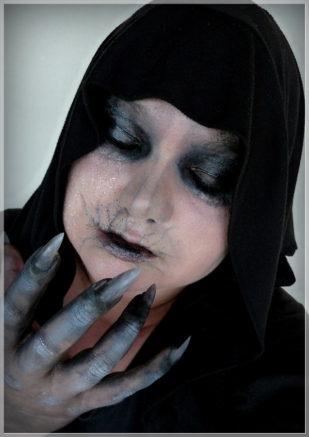 Dementor Make-up