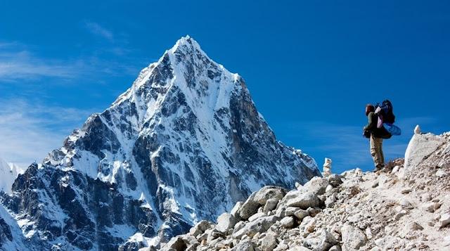 Monte Everest - O monte mais alto da Terra