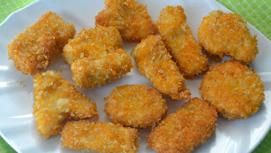 Naget Ayam (Chicken Nugget)