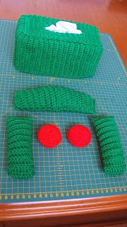 To the back of the sofa Chain 21 & How to Make Couch Crochet Tissue Box Cover beautiful ... Aboutintivar.Com