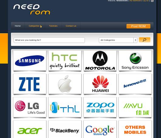 افضل واقوى موقع لتحميل رومات اندرويد للهواتف الصينية والمقلدة NEEDROM الشهير