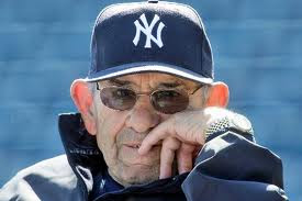 Yogi Berra malapropisms and nonsensical quotes