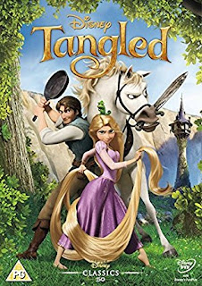Watch full romance & humor movie DVD, Tangled – £5.59 -free postage order over 20