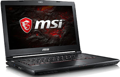 MSI GS43VR 7RE-203XES