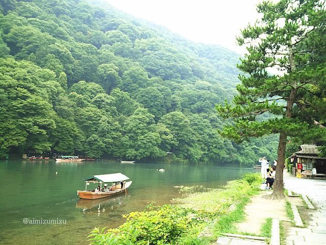 Hozu River Arashiyama, Bamboo Forest Kyoto