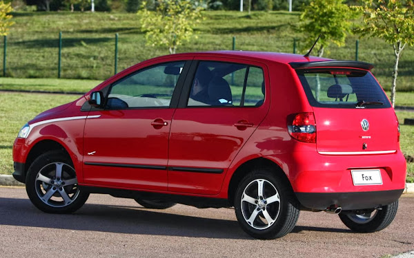 VW Fox - Fim de Linha