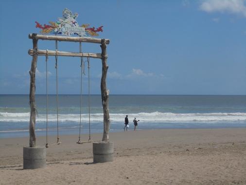 Petitenget Beach Bali, Pantai Petitenget Bali