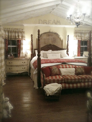 French Cottage Bedroom French Country Cottage
