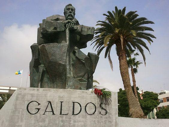 """Galdós en su salsa. Hoy, con """"España sin rey"""""""