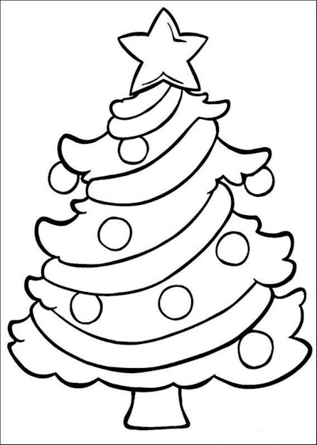 Christmas  Coloring Page For Kids And Adults From Cartoons Coloring Pages  Christmas Coloring Pages Free Printable Coloring Image