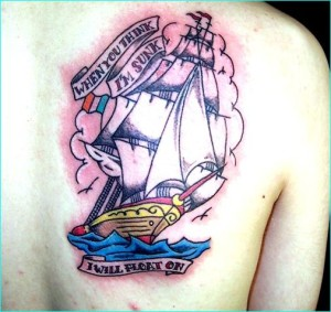 5 SHIP TATTOO DESIGN AND STYLE SUGGESTIONS