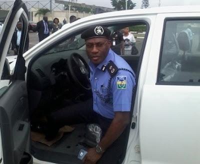 uba banker tore police uniform