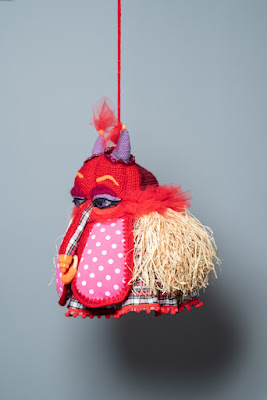 crochet art, art textile