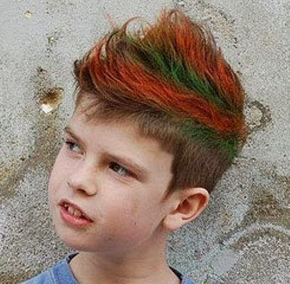 kids hairstyle - amazing & trendy