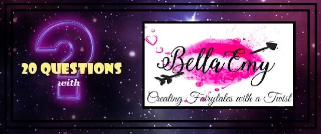 [20 Questions] BELLA EMY @bellaemywrites #NewRelease