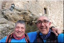 San Formerio mendiaren gailurra 752 m. - 2018ko otsailaren 11an