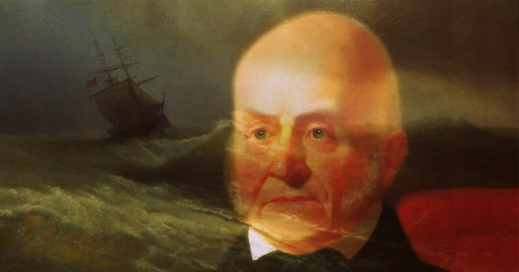 John Quincy Adams's Life in 9 Boats