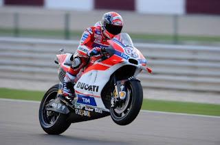 Hasil MotoGP Prancis: Dovizioso Tercepat FP2, Rossi Ketiga